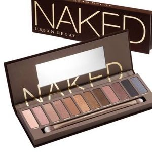 Naked 1 palette!! Pretty fall browns!! Urban Decay